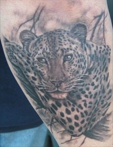 Tattoo Jaguar
