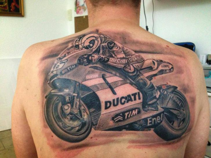 Motorcycle Tattoos Designs Ideas And Meaning Tattoos