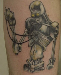 Tattoo Robot