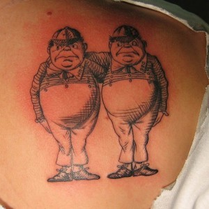 Tattoos for Twins