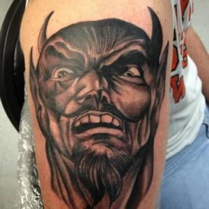 Tattoos of Devils