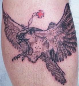 Tattoos of Hawks