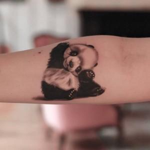 Tattoos of Pandas