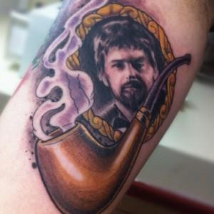 Tattoos with Smoke