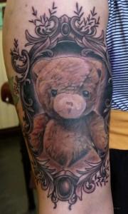 Teddy Bear Tattoo Ideas