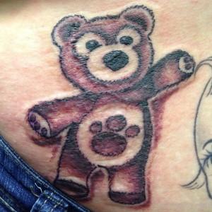 Teddy Bears Tattoos