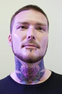 Throat Tattoo Ideas