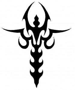 Tribal Sword Tattoos