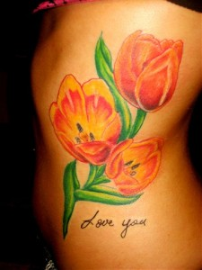 Tulip Tattoos Designs