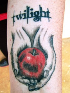 Twilight Saga Tattoos