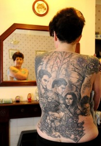 Twilight Tattoo