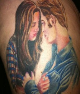 Twilight Tattoo Images