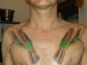 Twin Tattoos for Men