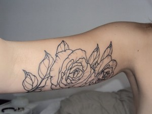 Underarm Tattoo Images