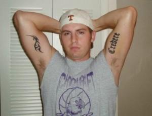 Underarm Tattoos for Men