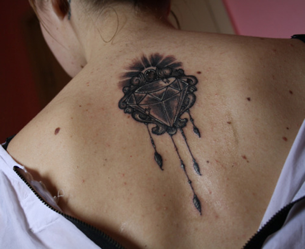 27fc59565 Upper Back Tattoos Designs, Ideas and Meaning | Tattoos For You