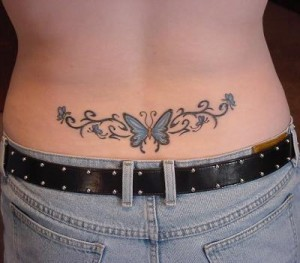 Waist Tattoos