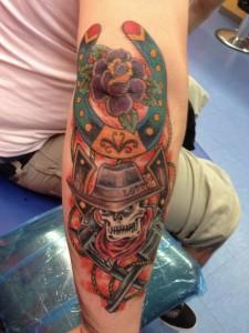 Western Cowboy Tattoos
