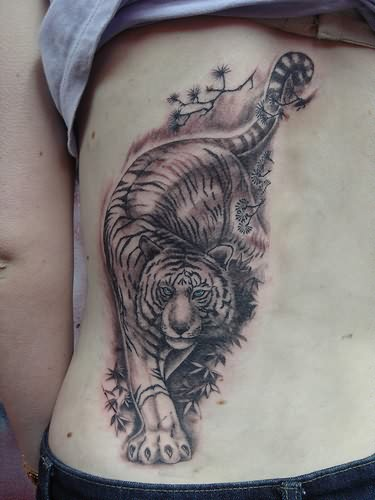 White Tiger Tattoos Designs, Ideas and Meaning | Tattoos ...