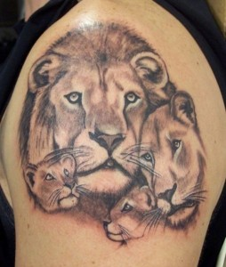 Wildlife Tattoo Ideas