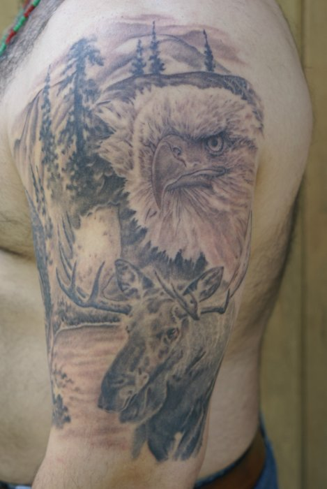 Wildlife Tattoos Designs, Ideas and Meaning | Tattoos For You