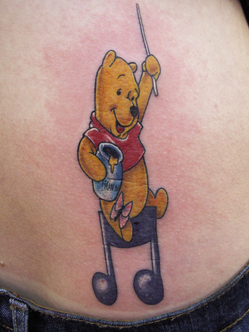 Winnie The Pooh Tattoos Designs Ideas And Meaning Tattoos For You