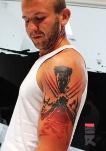 Wolverine Tattoo Designs