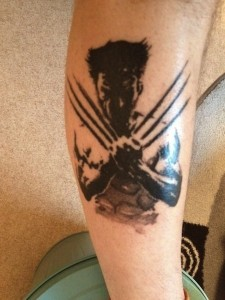 Wolverine Tattoo Images