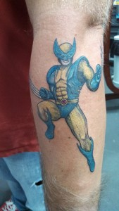 Wolverine Tattoo Ink Master