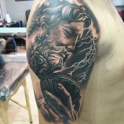 zeus tattoos designs ideas and meaning tattoos for you