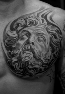 Zeus Tattoo Ideas