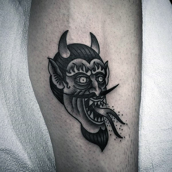 Devil Tattoos Designs, Ideas And Meaning