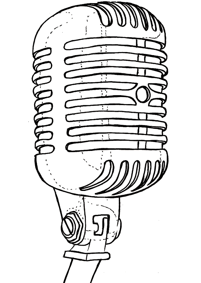 Microphone Tattoos Designs Ideas And Meaning Tattoos For You