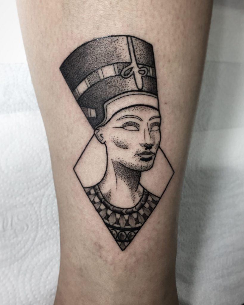 Queen Nefertiti Tattoo | Best Tattoo Ideas Gallery |Nefertiti Tattoo Drawing