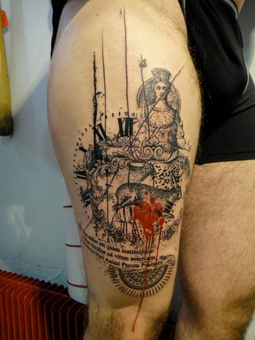 Abstract tattoos designs ideas and meaning tattoos for you for Price of small tattoo