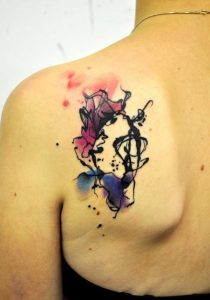 Abstract Tattoos for Girls
