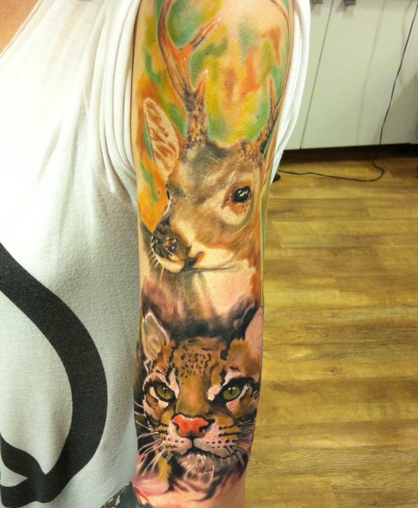 Animal Tattoos Designs, Ideas And Meaning