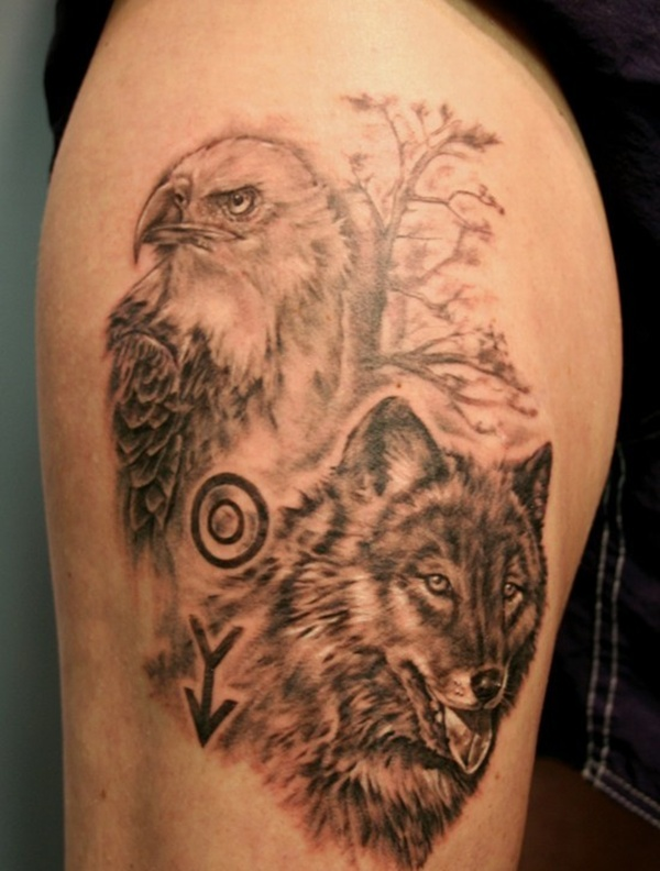 animal tattoos designs ideas and meaning tattoos for you. Black Bedroom Furniture Sets. Home Design Ideas