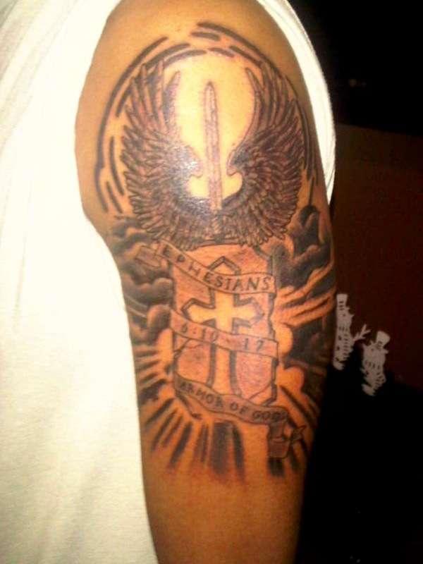 Lion Sleeve Tattoo Designs