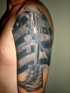 Army Tattoo Ideas