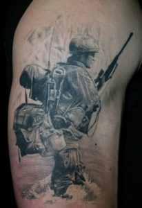 Army Tattoos Designs
