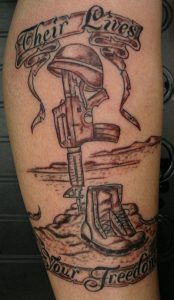 Army Tattoos Pictures