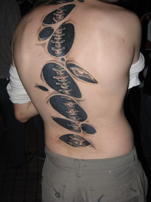spine tattoos designs  ideas and meaning