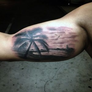 Beach Tattoo Ideas
