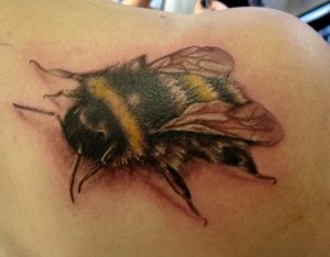 Bee Tattoo Pictures