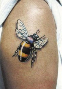 Bees Tattoos
