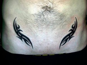 Belly Tattoos for Guys