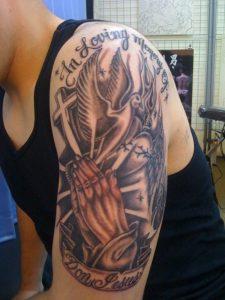 Biblical Tattoo Sleeves