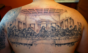 Biblical Tattoos Pictures