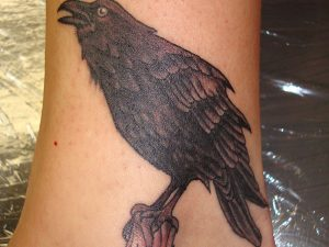 Black Crow Tattoo